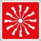Vendita Cartelli Pulsante, Allarme antincendio in diversi formati con e senza scritte, disponibili anche bifacciali e luminescenti.