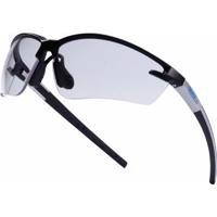 Occhiali binoculari in policarbonato incolore