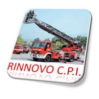 Pratica per il rinnovo del Certificato di Prevenzione Incendi